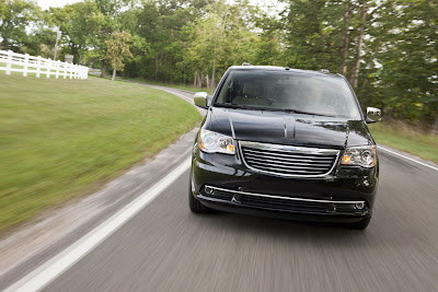 2011 Chrysler Town Country